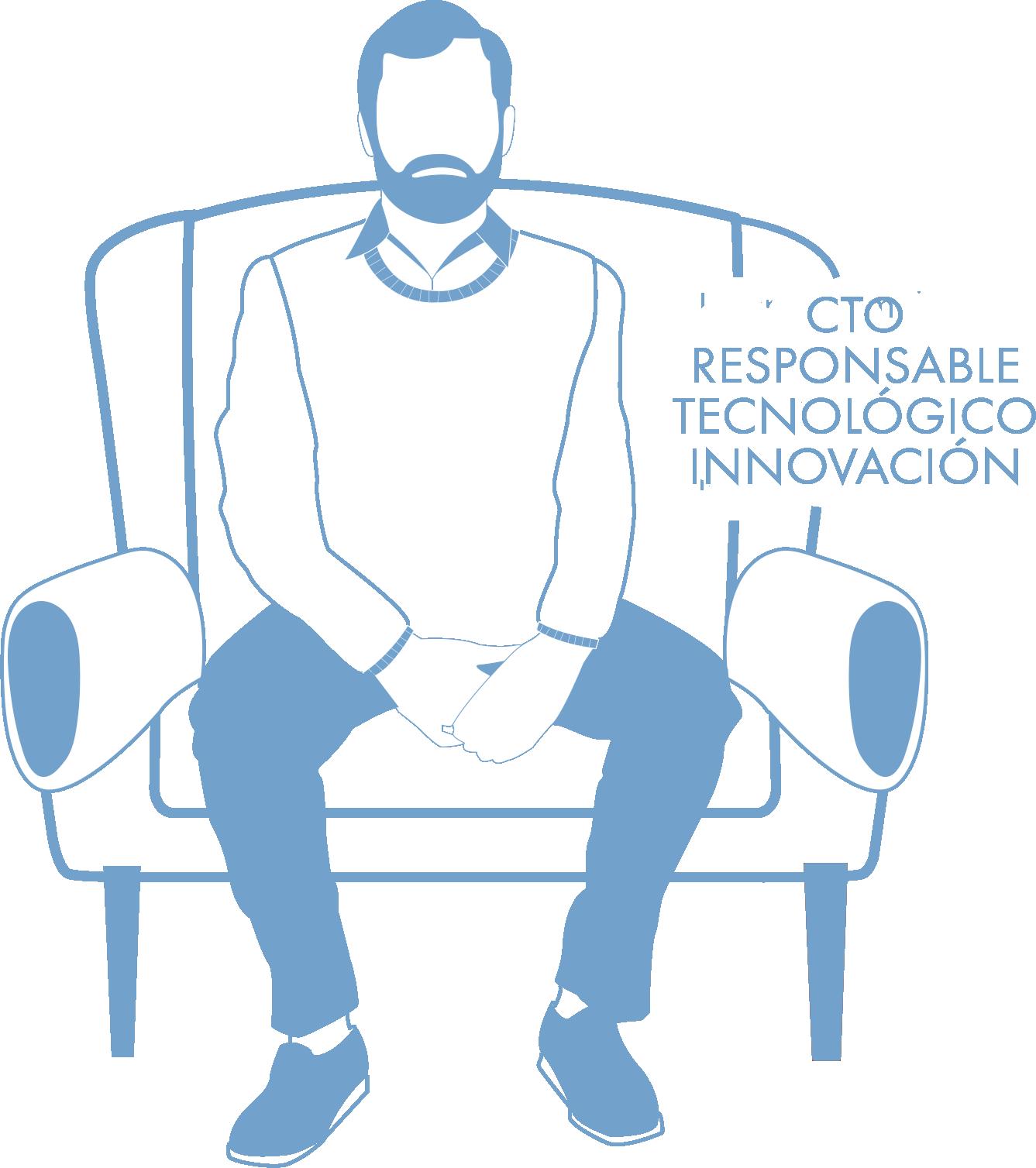 CTO RESPONSABLE TECNOLÓGICO INNOVACIÓN