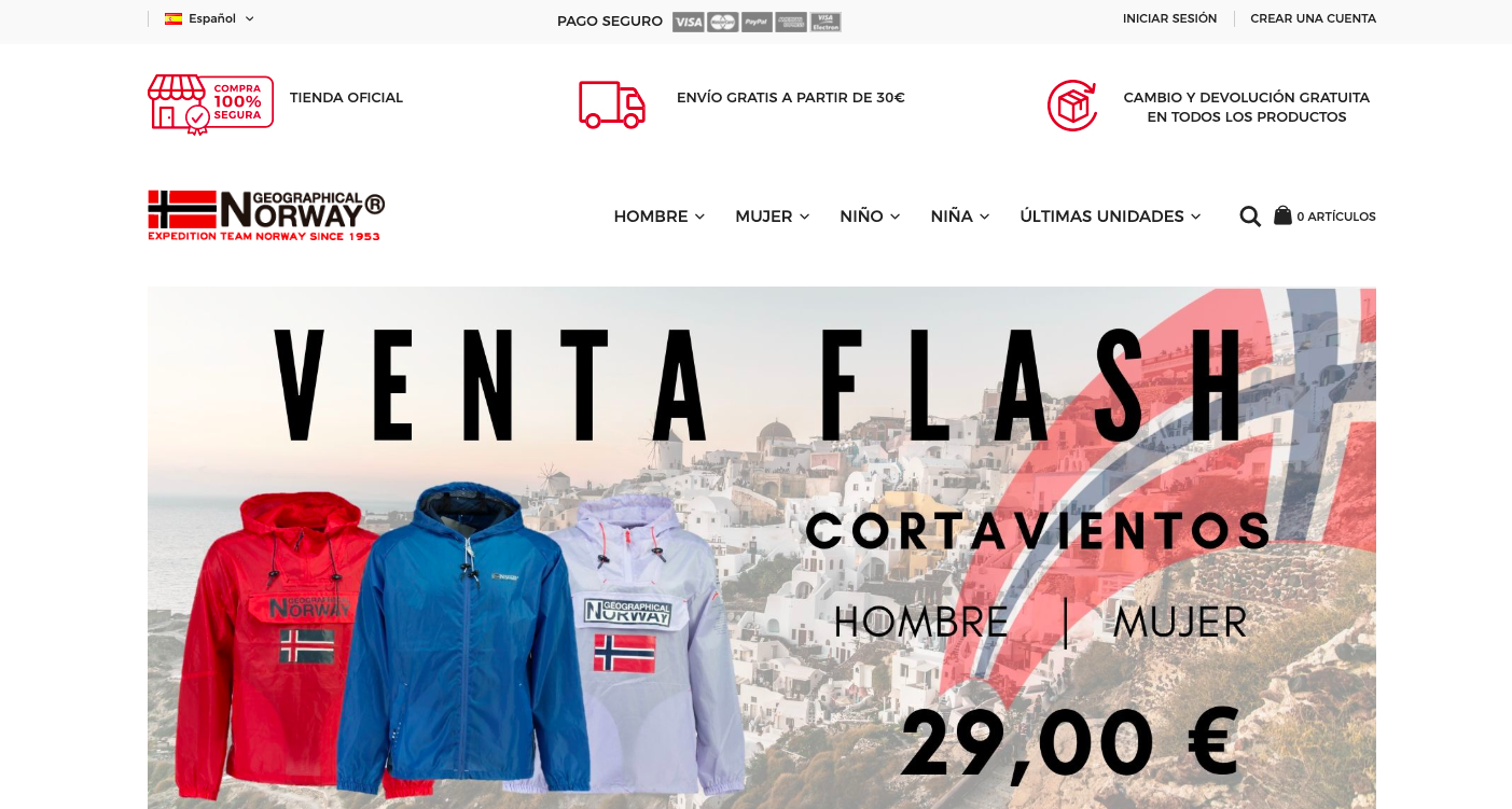 MARKETING DIGITAL ICRON CLIENTES GEOGRAPHICAL NORWAY
